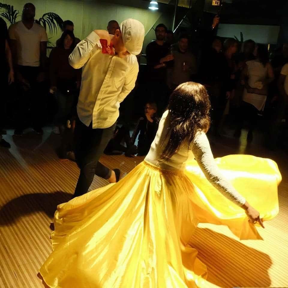 Baila Cubano - Rumba Yambu