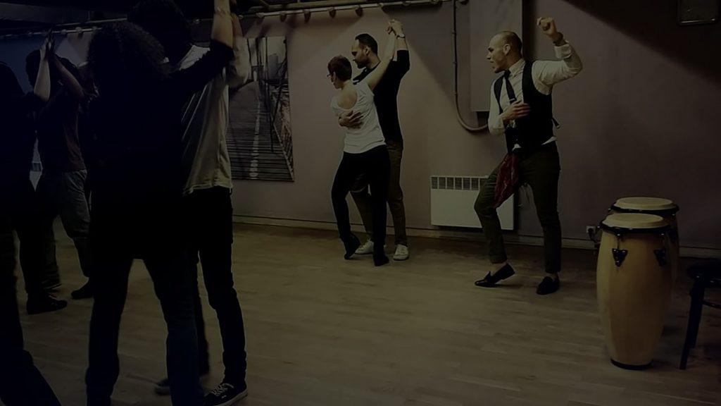 Baila Cubano - Stage Son Dark