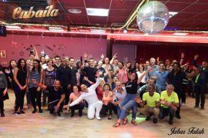 Baila Cubano - Elèves cours Salsa Casino