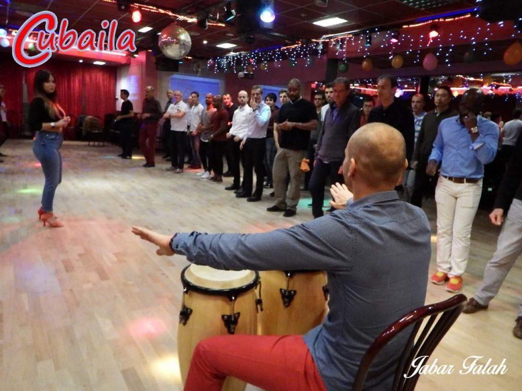 Baila Cubano - Stage Son 3