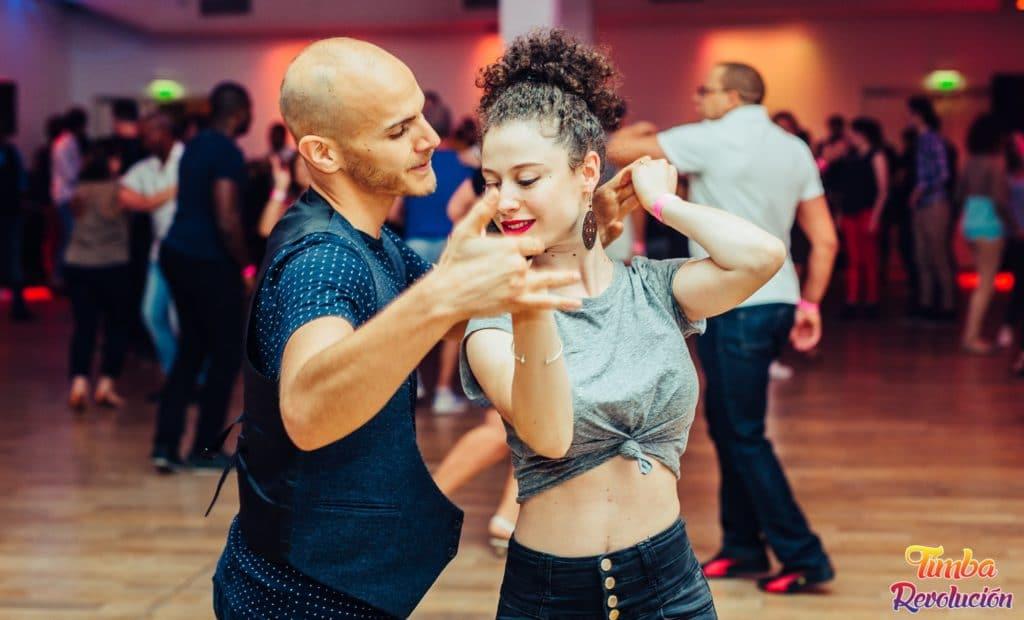 Timba Revolucion - Farès & Aude Baila Cubano