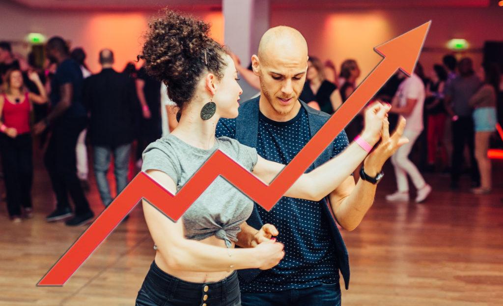 Comment progresser rapidement en danse?