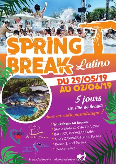 SPRING BREAK LATINO 2019