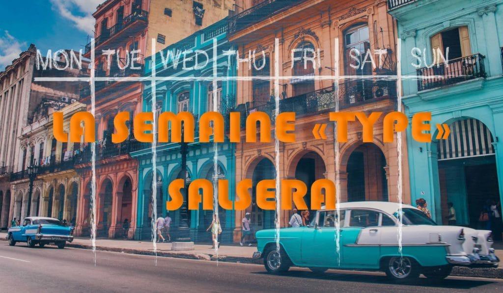 Semana Cubana - Où Danser la salsa à Paris