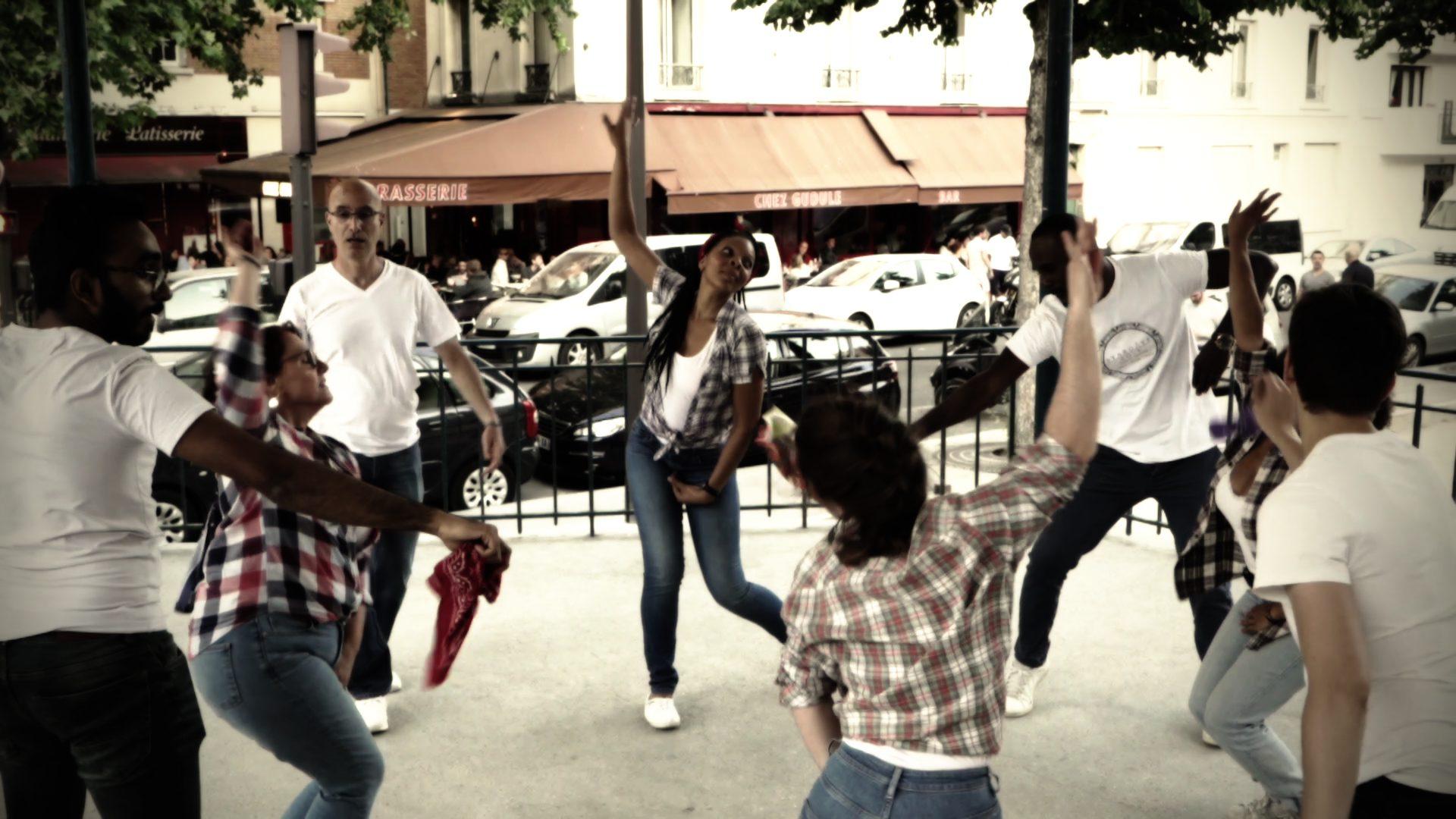 Snap Salsa Con Rumba Baila Cubano Elegua 1ère année 2