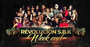REVOLUTION SBK Weekend