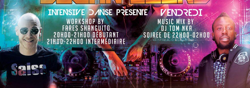 Cuban Sound Paris - Intensive Danse 2020 FLYER